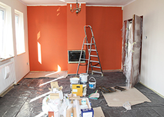 How to prepare an internal wall for painting