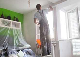 The Benefits of hiring a professional painter