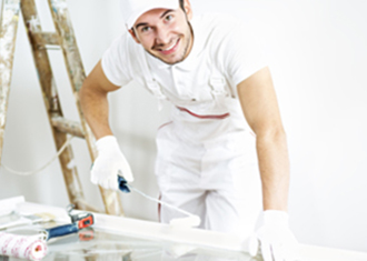 A Professional Interior Paint Finish – It's A Great Marketing Tool!