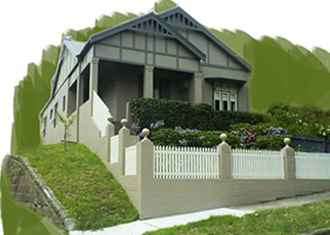 panache painting sydney residential painters sydney - Increase Your Street Appeal - Handy Tips for Painting the Fence