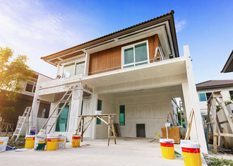 What's the Difference Between Interior & Exterior Paint?